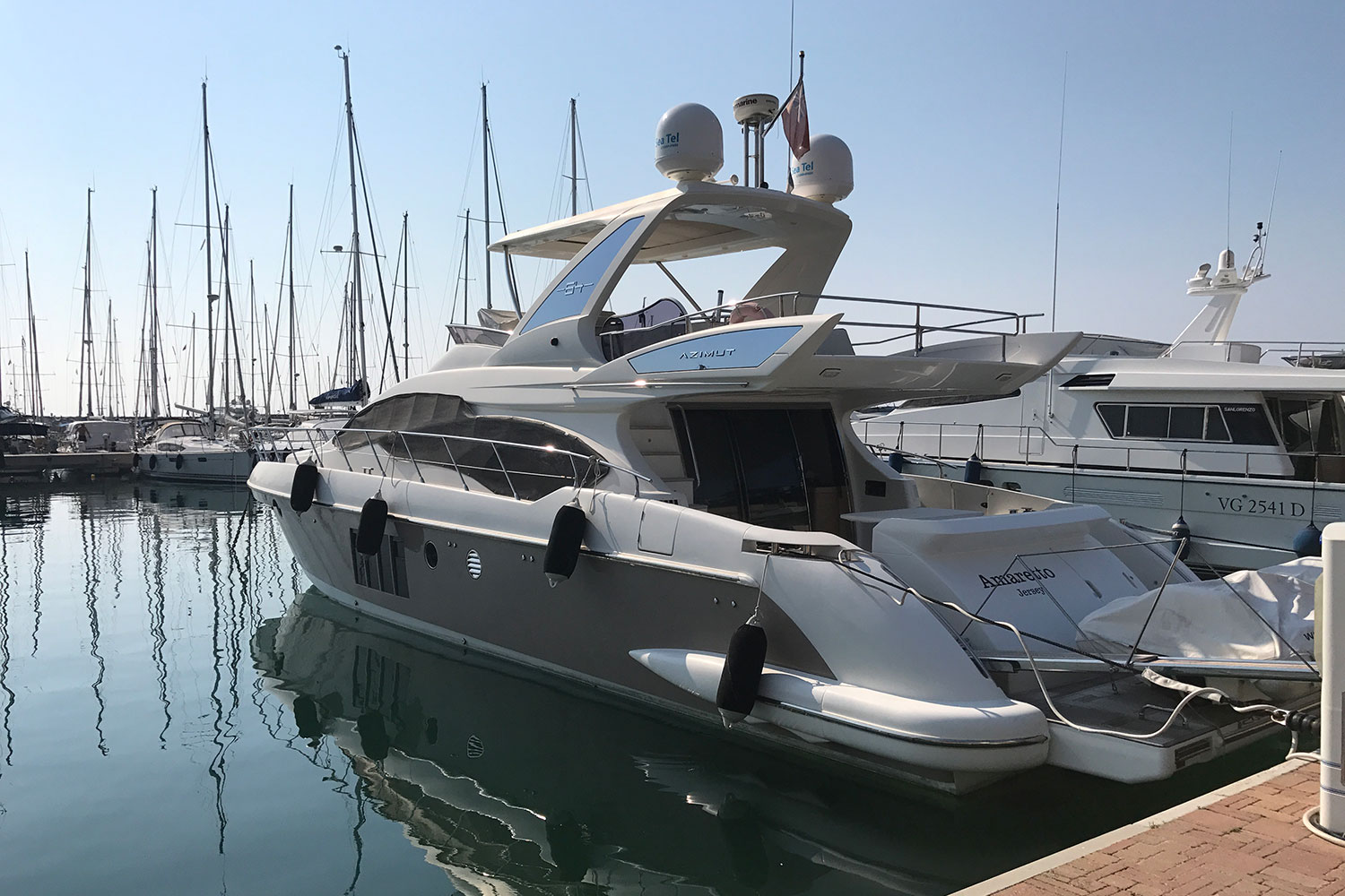 Azimut 64 - Special offers - Official distributor of Azimut Yachts ...