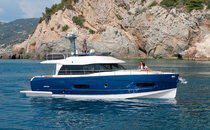Azimut 43 Magellano: For Real Travelers